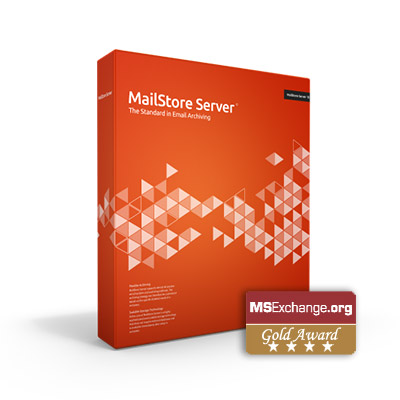 MSExchange.org presenta a MailStore10 para los Gold Awards