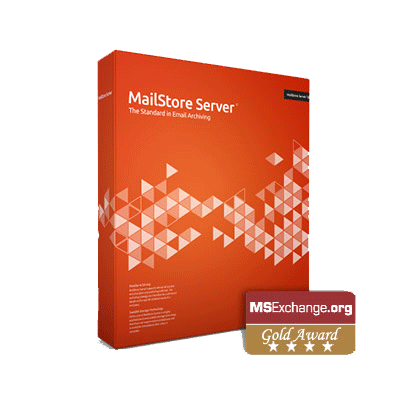 MSExchange.org presenta a MailStore para los Gold Awards